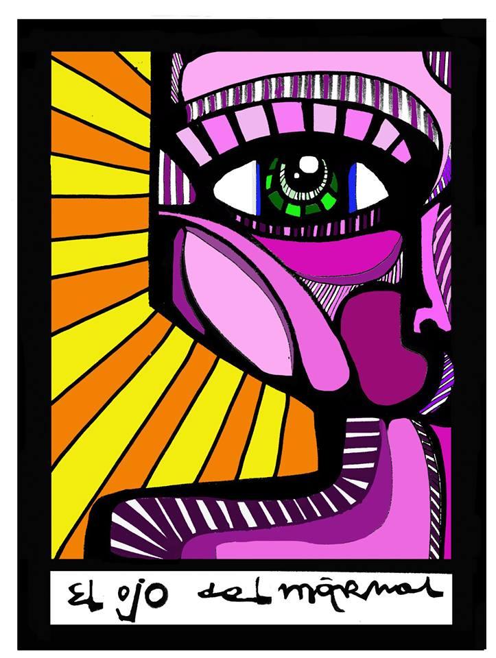 El ojo del marmol