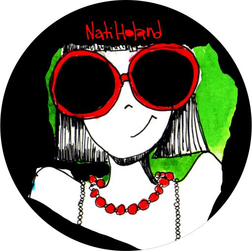 LOGO natiholand - Natalia Hola